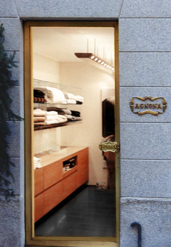 newest collection 7d3b5 d7900 Project: Agnona Showroom