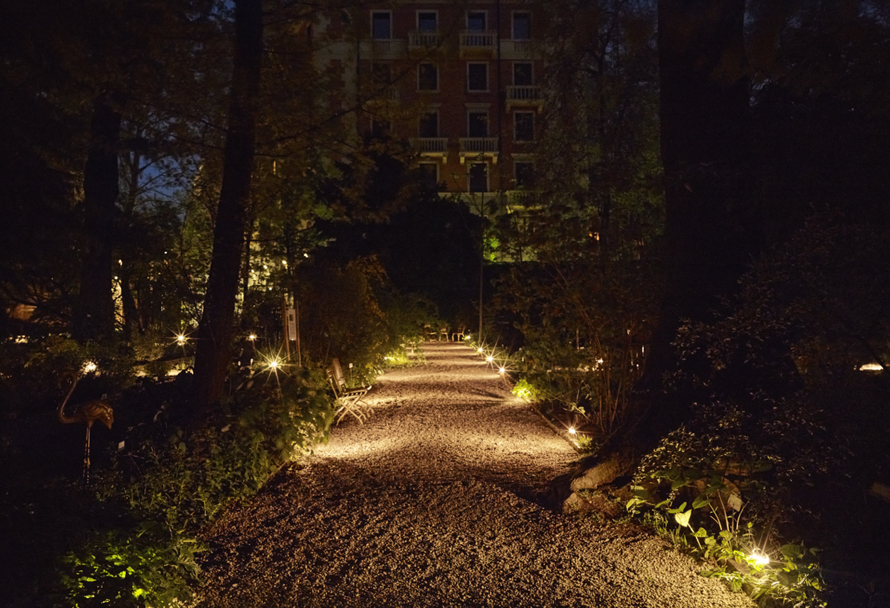 Project: Brera Botanical Garden