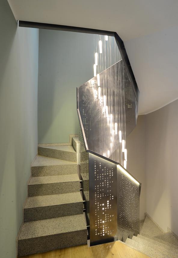 Progetto: Cascata di Luce