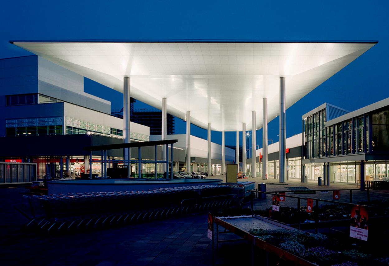 Progetto: Piazza Portello Centro Commerciale
